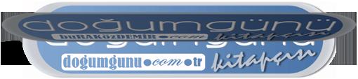 Doğumgünü Yayıncılık Logosu buRAK özDEMİR